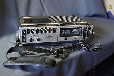 Sony TC-152SD Cassette Recorder