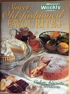 Australian Women's Weekly Sweet Old Fashioned Favourites Cookbook