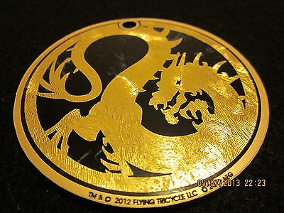 L5R (Honor Counter Set) Dragon Clan top + Honor Counter base, -19 to 40