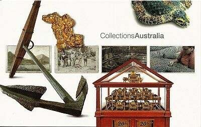 2015 Australia - Collections Stamp Pack