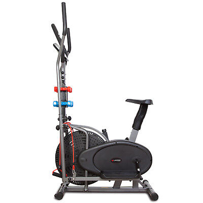 NEW X-02 Hybrid Cross Trainer/Spin Bike