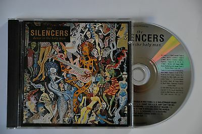 "The Silencers  "" Dance To The Holy Man ""  rare CD"