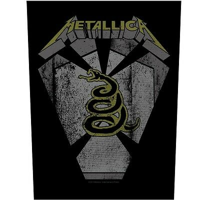 Metallica Pit Boss Back Patch XLG free worldwide shipping