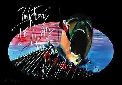 Pink Floyd marching hammers Textile Poster Flag