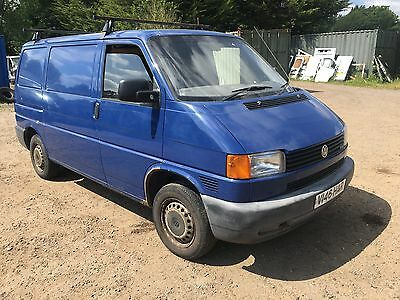 Vw transporter t4 2.5 tdi. Spares or repair.  1999