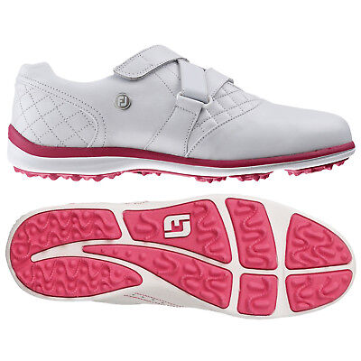 Footjoy Womens Casual Collection Spikelsss Golf Shoes Ladies Waterproof 2016