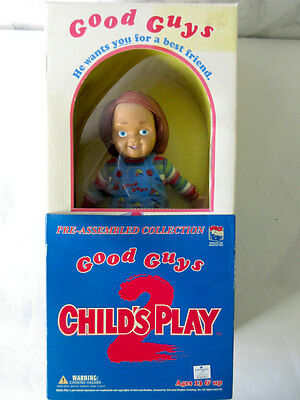 Medicom GOOD GUYS Figure Doll CHUCKY'S Child's Play2 9inch Action Boxed Mint