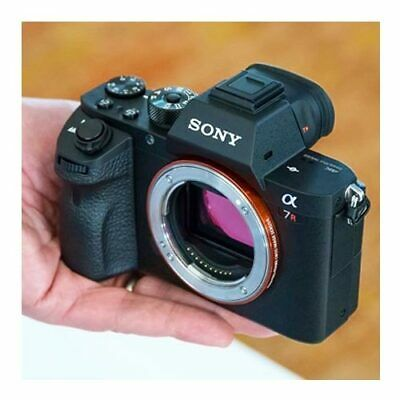 Sony Alpha a7RII A7r ii Mirrorless Digital Camera (Body Only) Stock in EU Nuevo