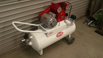 Compak Air Compressor 8CFM