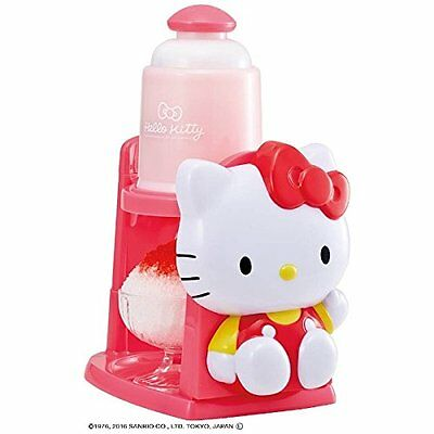 Hello Kitty Doshisha electric snow cone maker Hello Kitty DIS-165... from Japan