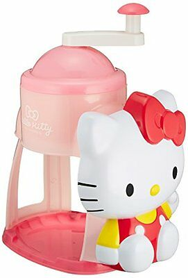 Hello Kitty manual ice scraping device IS-KT-1688 From Japan New from Japan