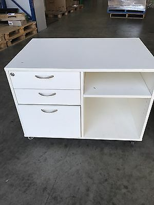 Mobile Caddy Cabinet