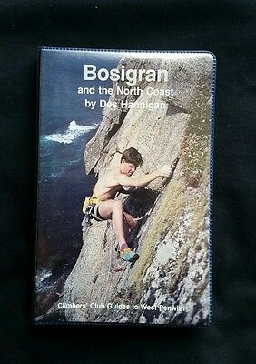 Climbing Guide. Climbers' Club Bosigran and the North Coast Guide.
