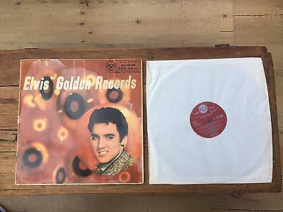 Elvis Golden Records RB -16609 RCA Red seal Elvis Presley