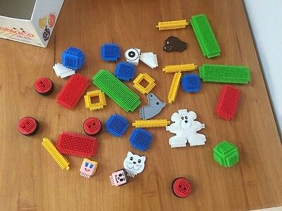 Vintage Stickle Bricks Bundle