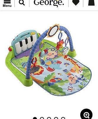 Fisher Price Piano Play Gym