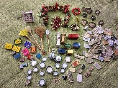 Dolls House Furniture / Accessories Bundle