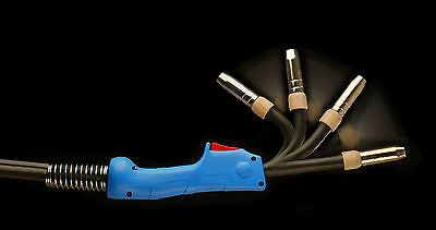 Mig welding Flexible swan neck MB 25 AK. + GIFTS Consumables !!!