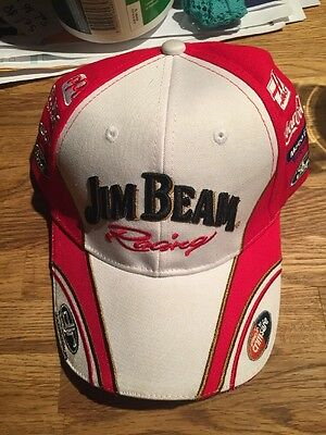 Jim Beam Djr Dick Johnson Hat New Ford V8 Supercars