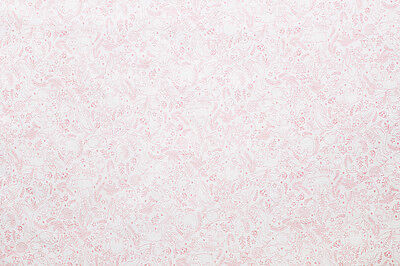 NEW Sheridan Snuggleigh Baby Cot Sheet - Pink / Cot Fitted
