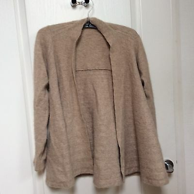 Marks And Spencer Cashmere Cardigan Size 14 Used
