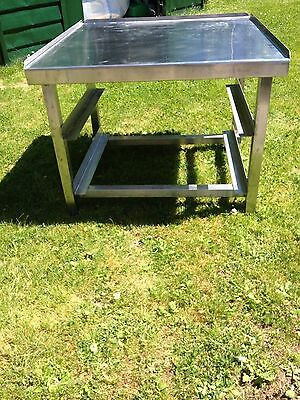 Dishwasher/glass Wash Stainless Steel Stand