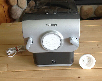 Philips Smart Pasta Maker with Integrated Scale Avance Collection HR2358/05