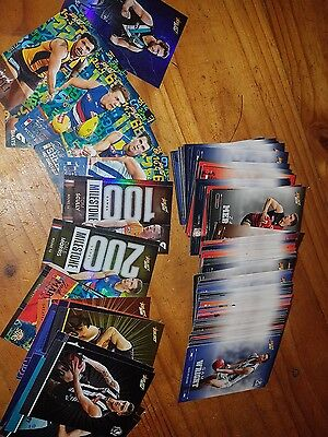 Select 2016 AFL footy cards 197 cards