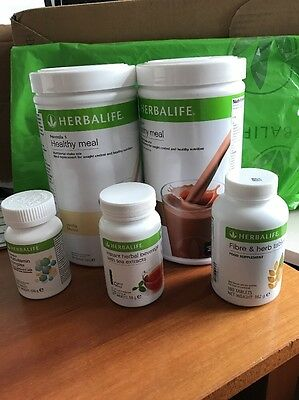 Herbalife Weighloss pack