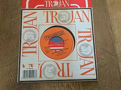 Keith And Tex Stop That Train/ Leaving On That Train Ttrojan Reggae