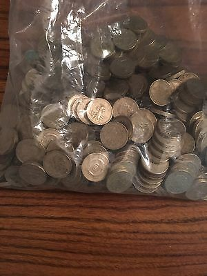 £300 English Pounds in 1 Pound (£1) British Pounds England Britain U.K. Coins