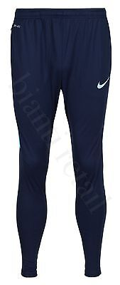 Nike Dri-Fit Mens Tight Fit Training Pants with Zipped Pockets