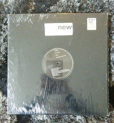 "New Order Sub Culture 12"" Single remix. Rare US import wit die cut sleeve."
