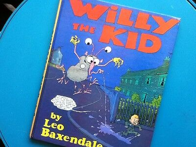 WILLY THE KID - Leo Baxendale - Book 2 - 1970s