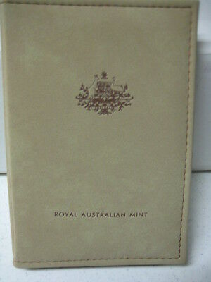 1991 Australia, 8 Coin Uncirculated Proof Year Set