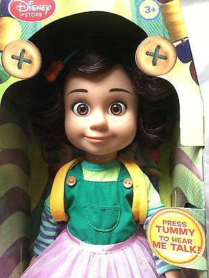 Toy Story Talking Bonnie Doll, Brand New In Unopened Box.