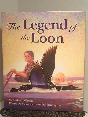 LN BOOK The Legend of the Loon Magical Grandmother Dream Soul Love Forever HBDJ
