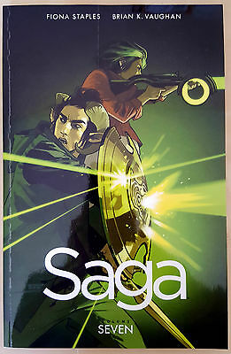 Saga Tp Vol 7 - Image Collects Issues #37-42