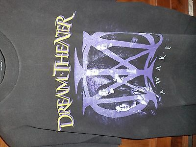 "T-shirt ""Dream Theater"" Tour awake 1995.taille xl.rare"