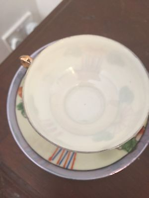 Japanese Cup Saucer