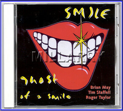 Queen – Smile - Ghost Of A Smile Cd Netherlands Pseudonym # Cdp-1049-Dd