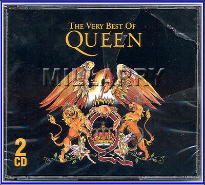 Queen – The Very Best Of Queen (Canada Only) Still Sealed Double Cd
