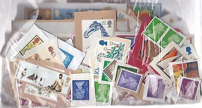 Gb Collection. Mint No Gum Unfranked Stamps. 8.
