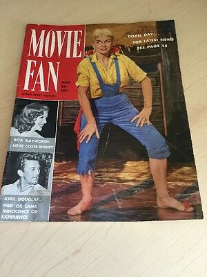 Vintage Movie Fan Magazine 1953 FREE Shipping!