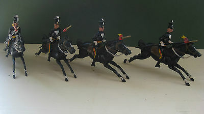 5 Cherilea Lancers in excellent condition