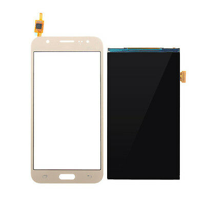 Touch Screen Digitizer LCD Touch Display Gold Lens For Samsung Galaxy J5 SM-J500