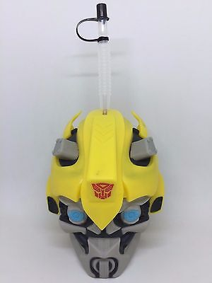 """Transformers The Last Knight Bumblebee 6"""" Movie Cup Topper 2017 New"""