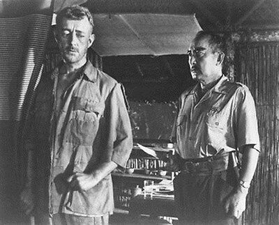 The Bridge on the River Kwai Film Foto 8x10 Foto Wonderful Pic 176484