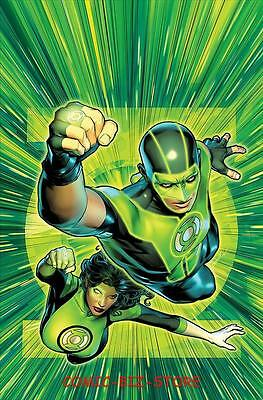 Green Lanterns #25 (2017) 1St Printing Variant Cover Dc Universe Rebirth