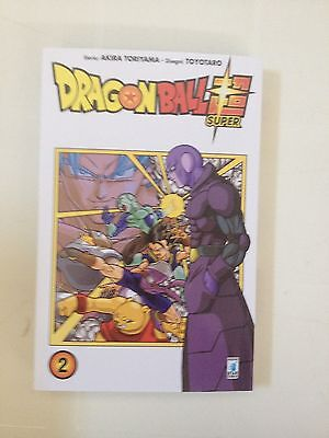 Manga Dragon Ball Super 2 - Akira Toriyama -  Star Comics  Nuovo